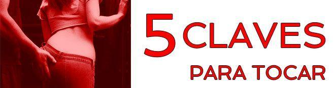5 claves contacto físico