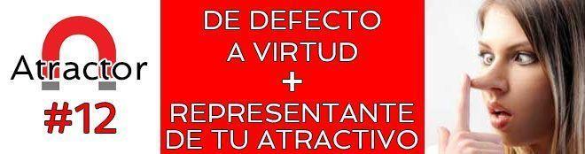 de defecto a virtud