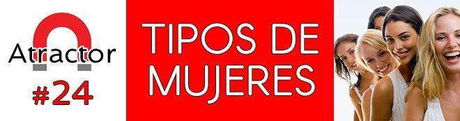 TIPOS DE MUJERES