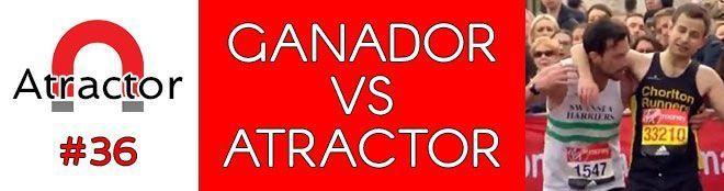 GANADOR VS ATRACTOR