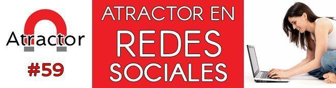 atraccion redes sociales