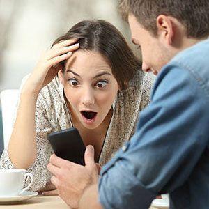 conversacion sorprendente con una mujer